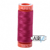 Aurifil 50 Cotton Thread - 1100 (Red Plum)